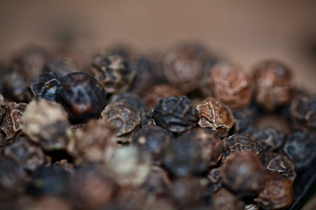 What Colour Are Your Peppercorns       and how to make your own