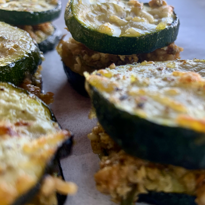 How to Get the Most Out of Your Zucchini With this Tasty Slider Recipe
