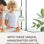 How to Find the Best Father's Day Gift - Whole Food Studio: How to find a unique gift for Father's Day that are also handcrafted and easily customized