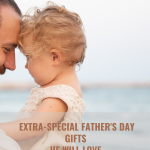 How to Find the Best Father's Day Gift - Whole Food Studio: Do you need to find an extra-special gift for Father's Day? We list 4 hobbies dad's love to do then we found ideas you can easily customize