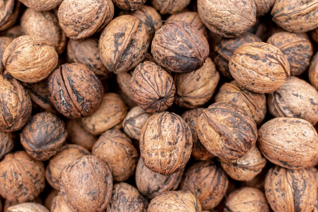 Walnuts make a healthy addition to Bisquick Mix