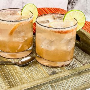 Sparkling Paloma is a national drink of Mexico