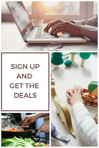 When you sign up for Prime Membership, you get the once-a-year deals