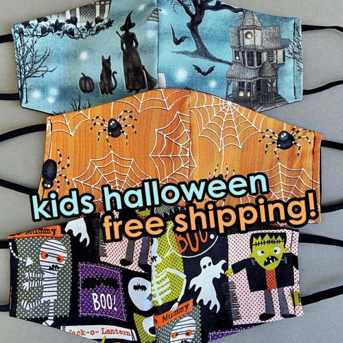 Halloween masks that are fun for kids